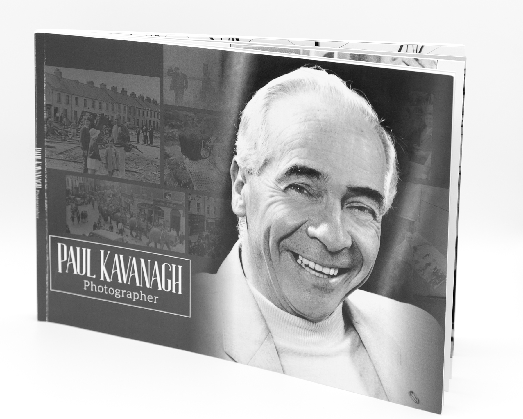 The Paul Kavanagh Book